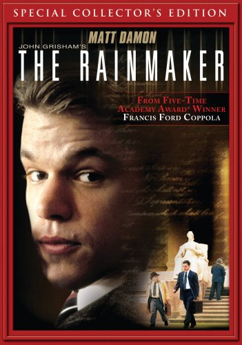 John Grisham's The Rainmaker (Special Collector's Edition) DVD Image