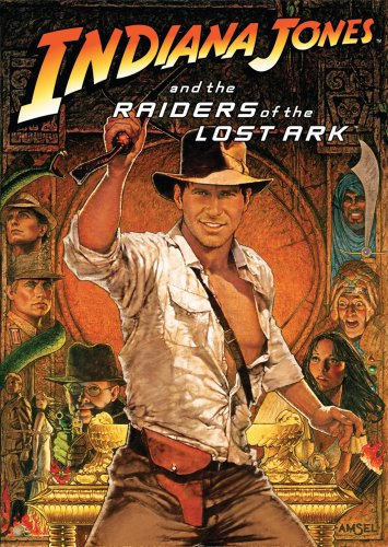 Indiana Jones And The Raiders Of The Lost Ark (Special Edition/ SensorMatic) DVD Image