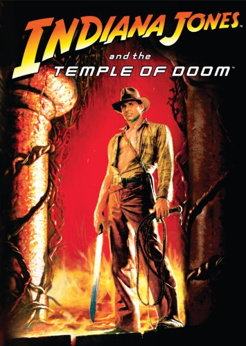 Indiana Jones And The Temple Of Doom (Special Edition) DVD Image