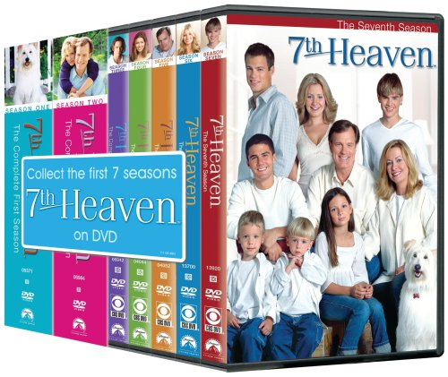 7th Heaven (1996): The 1st - 7th Seasons DVD Image