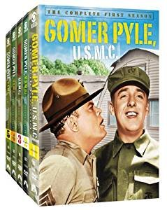 Gomer Pyle, U.S.M.C.: The Complete 1st - 5th Seasons: The Complete Series (Checkpoint) DVD Image