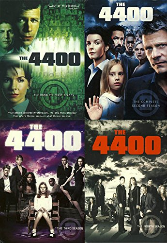 4400: The Complete 1st - 4th Seasons: The Complete Series (Checkpoint) DVD Image