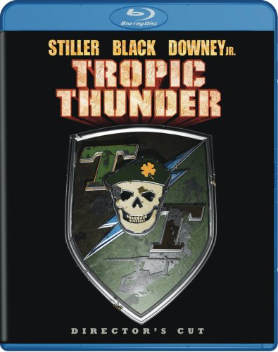 Tropic Thunder (Director's Cut/ Blu-ray) DVD Image