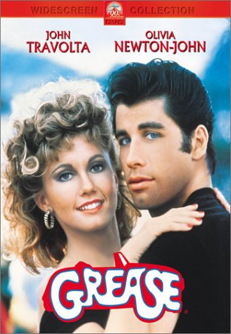Grease (Widescreen) DVD Image