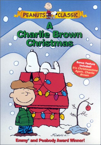 Peanuts: A Charlie Brown Christmas / It's Christmastime Again DVD Image