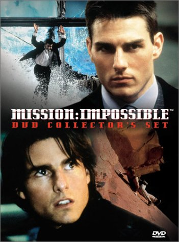 Mission: Impossible (1996) / Mission: Impossible II DVD Image