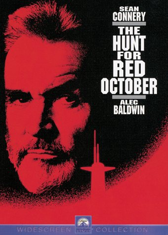 Hunt For Red October (Special Editon/ Old Version/ Checkpoint) DVD Image