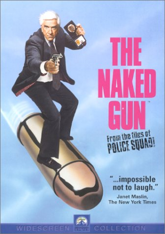 Naked Gun: From The Files Of Police Squad! (Special Edition/ Sensormatic) DVD Image