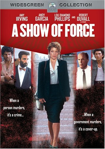Show Of Force DVD Image