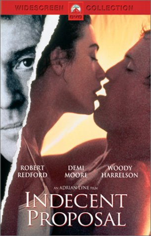 Indecent Proposal (Special Edition) DVD Image