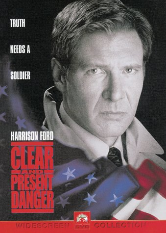 Clear And Present Danger (Special Edition/ Old Version) DVD Image