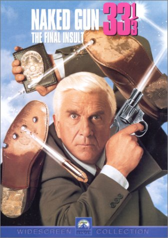 Naked Gun 33 1/3: The Final Insult (Special Edition/ Sensormatic) DVD Image