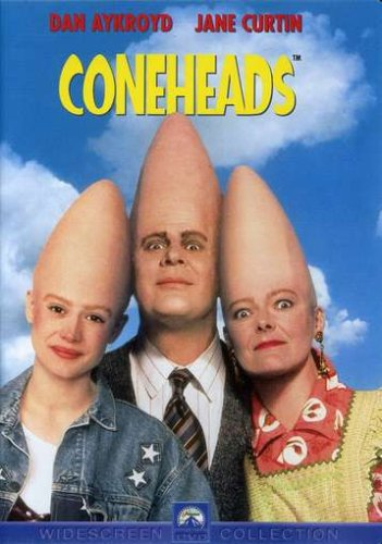 Coneheads DVD Image