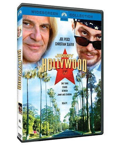 Jimmy Hollywood DVD Image