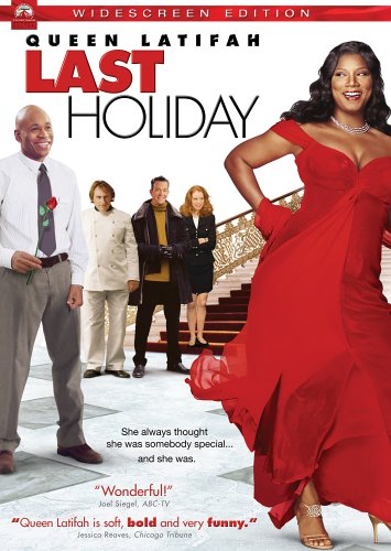 Last Holiday (Widescreen) DVD Image