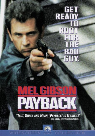 Payback (1999/ R-Rated Version) DVD Image