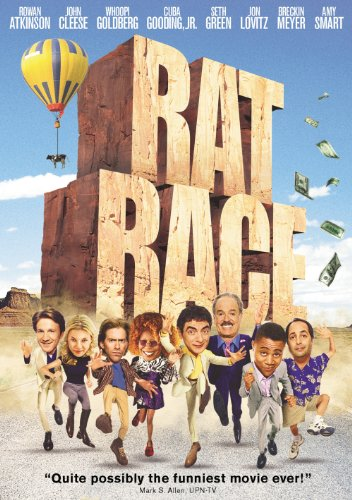 Rat Race (Special Edition) DVD Image