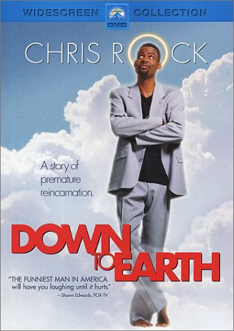Down To Earth (2001) DVD Image