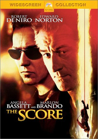 Score (2001/ Special Edition) DVD Image