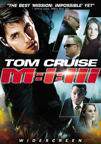 Mission: Impossible III (Widescreen/ Specical Edition) DVD Image