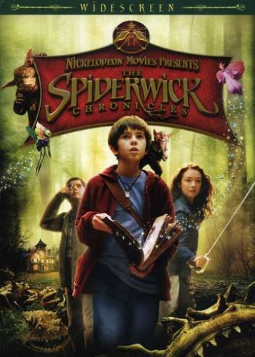 Spiderwick Chronicles (Widescreen) DVD Image