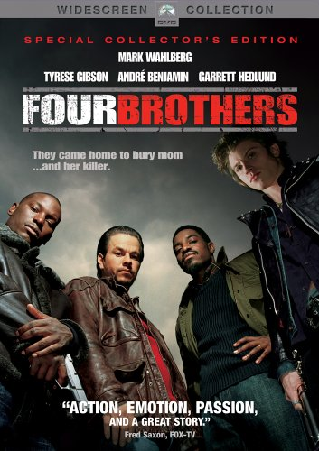 Four Brothers (Special Edition/ Widescreen) DVD Image