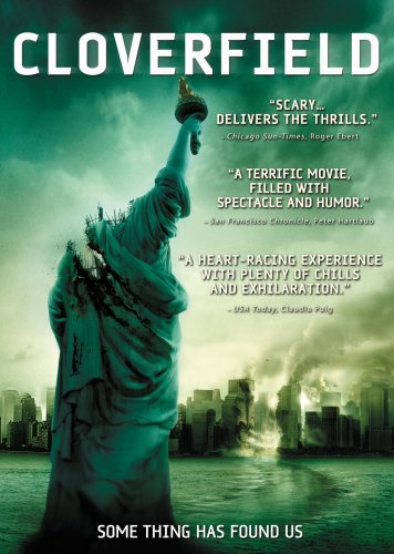 Cloverfield (Special Edition) DVD Image