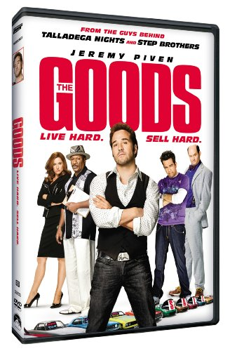 The Goods: Live Hard, Sell Hard DVD Image