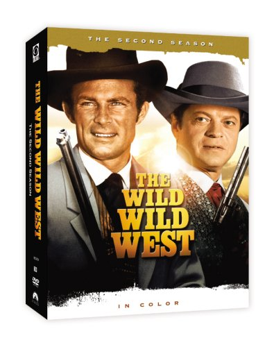 Wild Wild West (1965): The Complete 2nd Season DVD Image