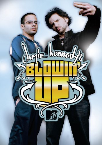 Jamie Kennedy's Blowin' Up: The Complete 1st Season DVD Image