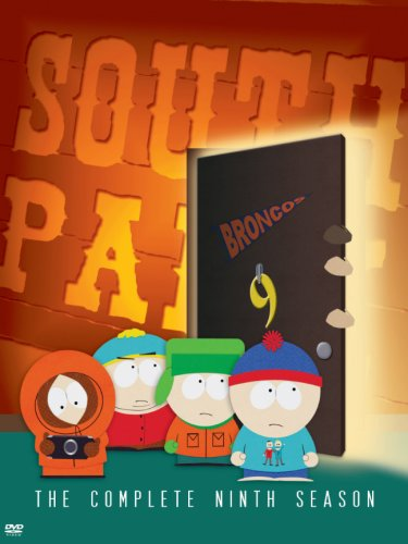 South Park: The Complete 9th Season DVD Image