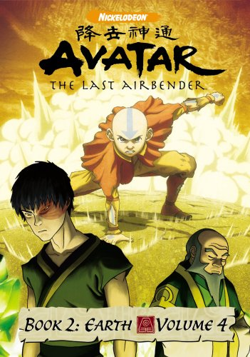 Avatar: The Last Airbender: Book 2: Earth, Vol. 4 DVD Image