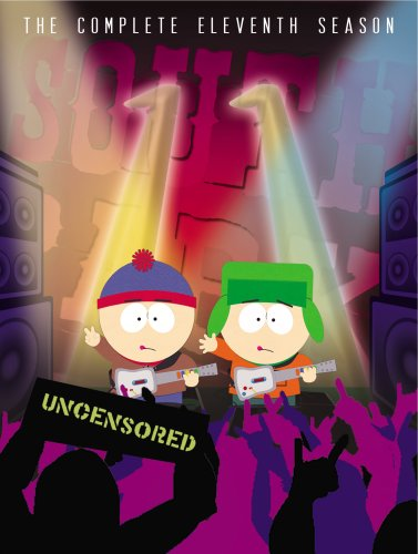 South Park: The Complete 11th Season DVD Image