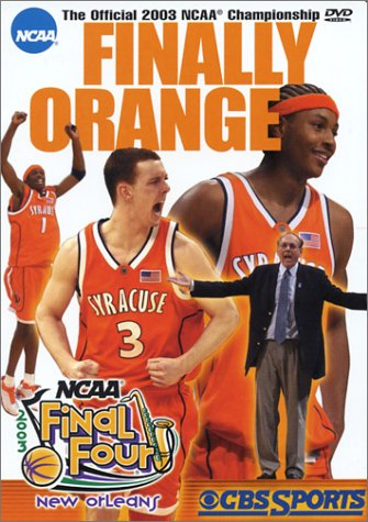 Finally Orange: Official 2003 NCAA Championship DVD Image