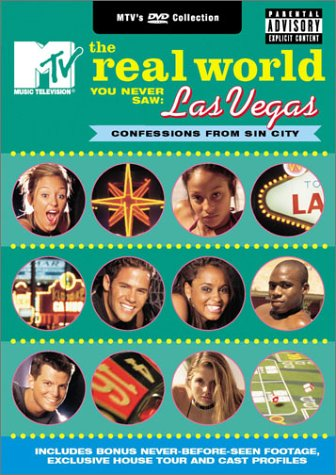 MTV: The Real World You Never Saw: Las Vegas: Confessions From Sin City DVD Image