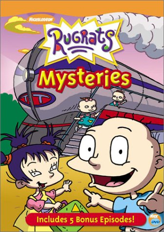 Rugrats: Mysteries DVD Image