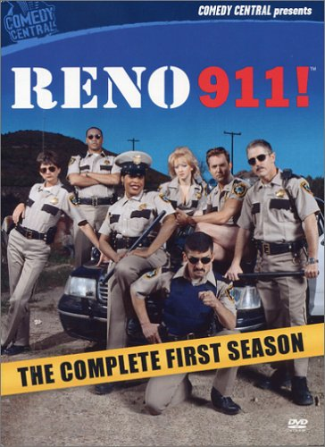 Reno 911! (2004): The Complete 1st Season (Special Edition) DVD Image
