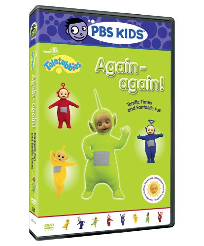 Teletubbies: Again Again! (Old Version/ 2004 Release) DVD Image