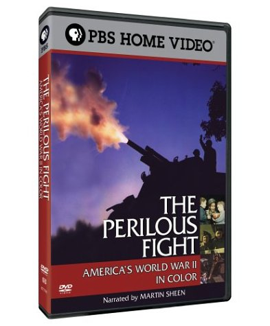 Perilous Fight: America's World War II In Color (Old Version/ 2004 Release) DVD Image