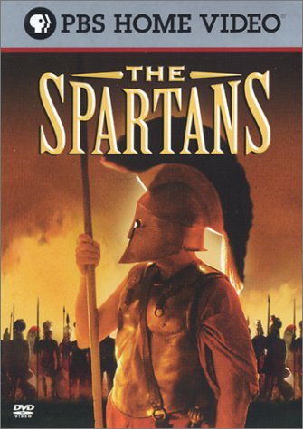 The Spartans DVD Image