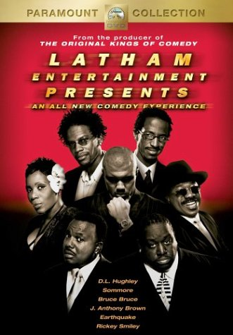 Latham Entertainment Presents DVD Image