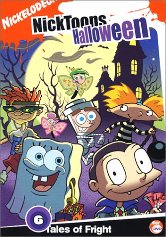 Nicktoons - Halloween - Tales of Fright DVD Image