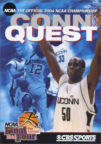 Connquest - The Official 2004 NCAA Men's Basketball Championship DVD Image