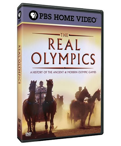 Real Olympics (Old Version/ 2004 Release) DVD Image