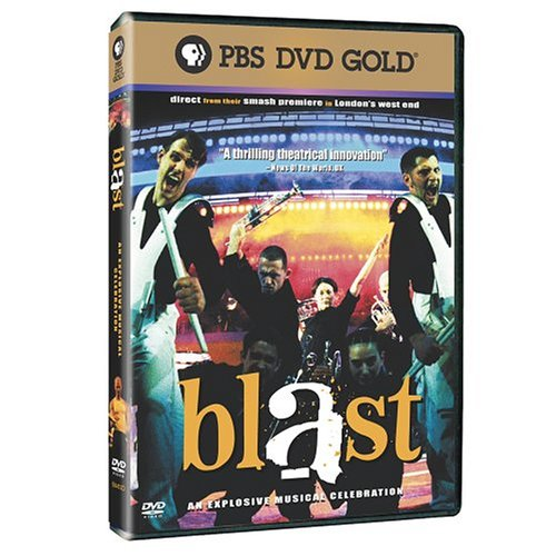 Blast!: An Explosive Musical Celebration (Special Edition/ Dist. by Paramount) DVD Image