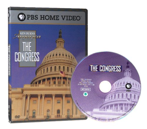 Ken Burns' America: The Congress (Old Version/ 2004 Release) DVD Image