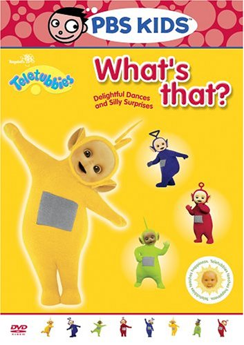 Teletubbies: What's That?: Delightful Dances And Silly Surprises (Old Version/ 2004 Release) DVD Image