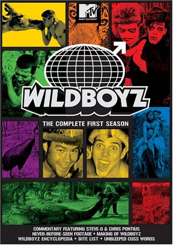 Wildboyz - The Complete First Season DVD Image