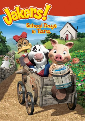 Jakers - School Days in Tara DVD Image