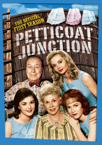 Petticoat Junction -  The Official First Season DVD Image